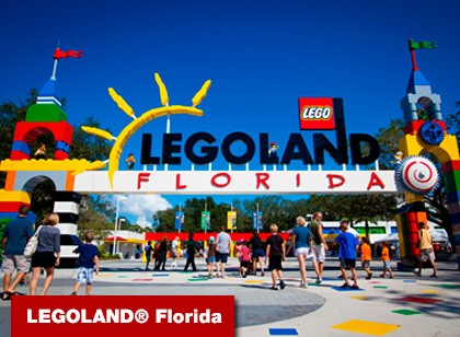 LEGOLAND FLORIDA - 2 Dias